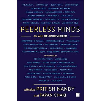 Peerless Minds - An Arc of Achievement by Pritish Nandy - 978935302355