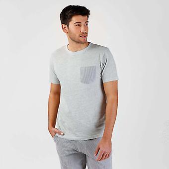 T-shirt Bianco Makalu