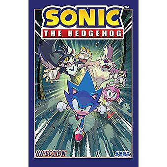 Sonic The Hedgehog - Vol. 4 Infection by Ian Flynn - 9781684055449 Bo