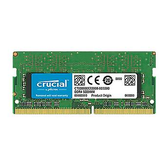 Crucial 8Gb Ddr4 Notebook Memory Pc421300 2666Mhz