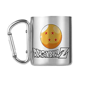 Dragon Ball Z, Mug with Carabiner - Ball