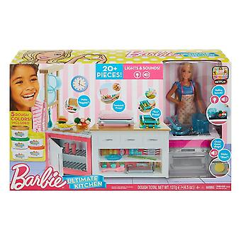 Barbie Ultimate Kitchen Playset