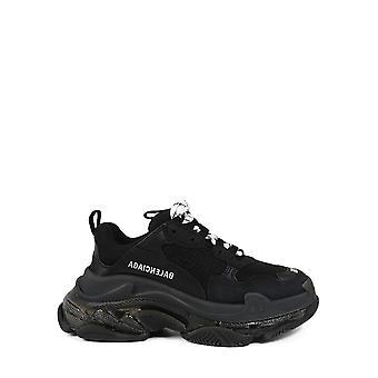 Balenciaga 544351w2fb11000 Women's Black Polyester Sneakers