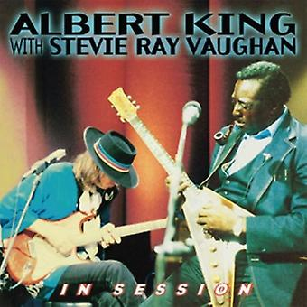 Albert King & Stevie Ray Vaughan - In Session [CD] USA import
