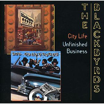 Blackbyrds - City Life/Unfinished Business [CD] USA import