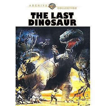 Laatste dinosaurus [DVD] USA importeren