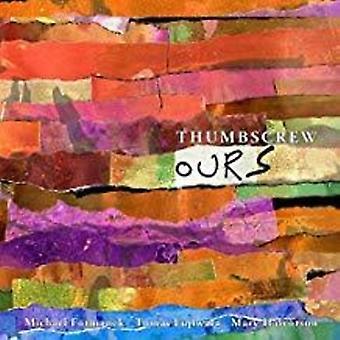 Halvorson, Marv / Formanek, Michael - Ours [CD] USA import