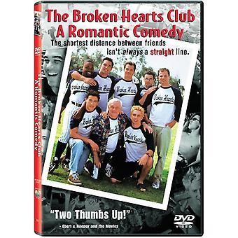 Broken Hearts Club [DVD] USA import