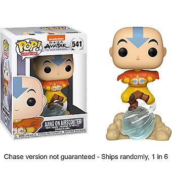 Avatar The Last Airbender Aang US Pop! Chase Ships 1 in 6