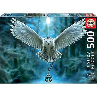 Anne stokes - 500 piece jigsaw puzzle - awaken your magic