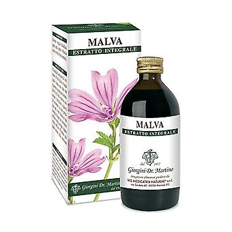 MALVA ESTRATTO INTEGRALE 200ML 200 ml