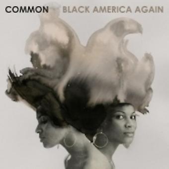 Common - Black America Again [CD] USA import