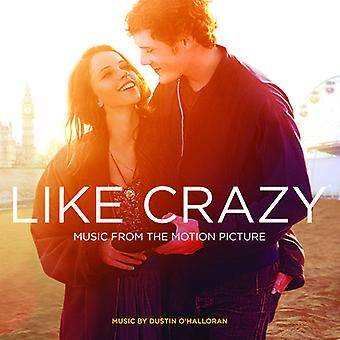 Various Artists - Like Crazy [CD] USA import