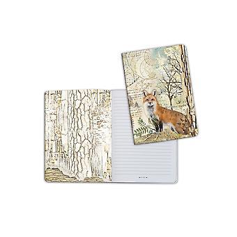 A5 Notebook Fox (ENBA5013)