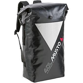 Musto Mens Waterproof Sailing Stormproof Dry Backpack 40 Litres