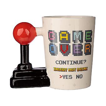Game Over, Mug - Joystick Arcade