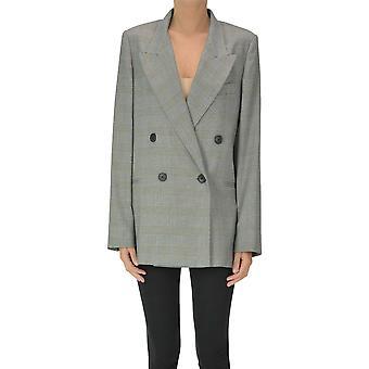 I.c.f. Ezgl456019 Women's Grey Polyester Blazer