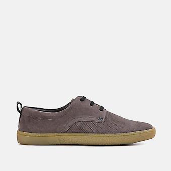 Martin stone suede desert shoe