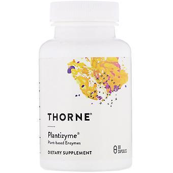 Thorne Forskning, Plantizyme, 90 Kapslar