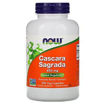 Ora Alimenti, Cascara Sagrada, 450 mg, 250 Veg Capsule