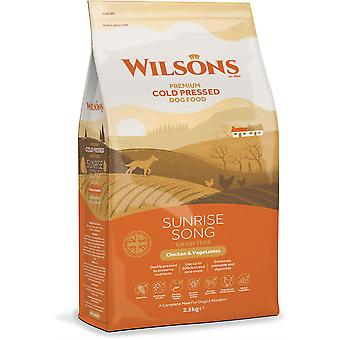 Wilsons Cold Press Chicken And Vegetables - 2.5kg