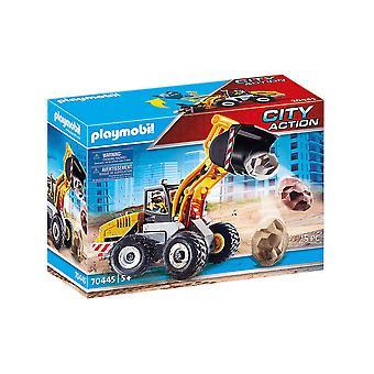 Playmobil 70445 Front End Wheeled Loader