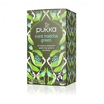 بوكا الأعشاب-15% خصم منت الكيس الأخضر ماتشا 20