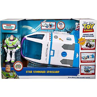 Toy Story4 Buzz Lightyear Space Command Play Set