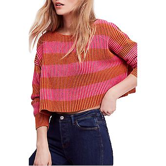 Free People | Just My Stripe Pullover