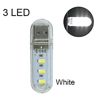 5v , 1/2w Mini Portable Usb Led Light