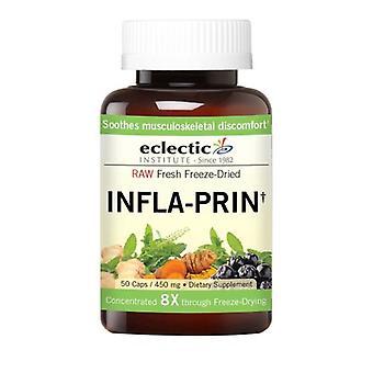 Eclectic Institute Inc Infla-Prin, 50 Caps