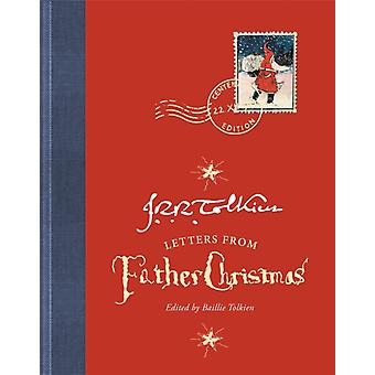 Letters from Father Christmas by Tolkien & J. R. R.