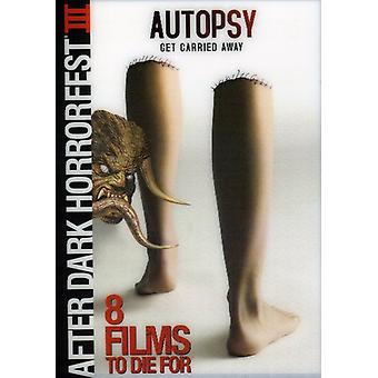 Ruumiinavaus [DVD] USA tuonti