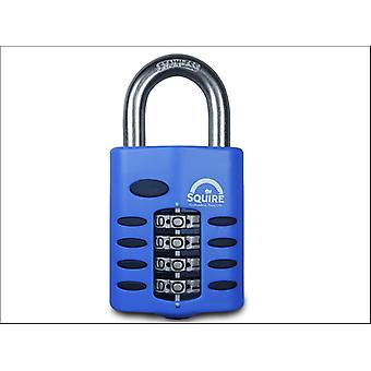 Squire Recodable Combination Padlock Stainless Steel 40mm CP40S