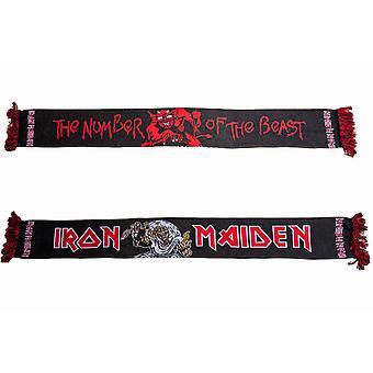 Doncella de hierro - Número de la bufanda bestia