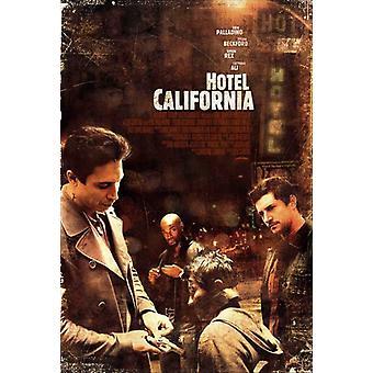 Hotel California filmaffisch (11 x 17)