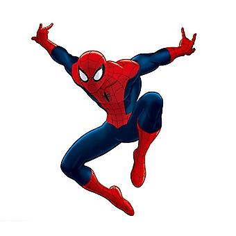 3d Effect Hero Spiderman Wall Stickers