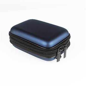 Uniwersalna torba na aparat fotograficzny do canon g7x mark II, SX730, SX720, Sony RX100II (niebieski)