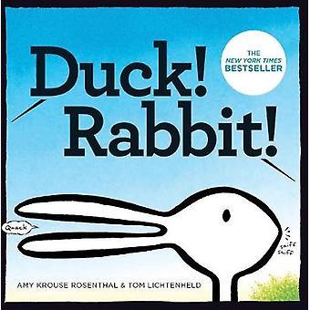 鴨!ウサギ!