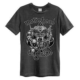 Amplified Motorhead Snaggletooth Crest T-Shirt
