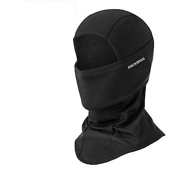 Outdoor Snowboard Windproof Breathable Warm Face Mask With Ear Cap & Women