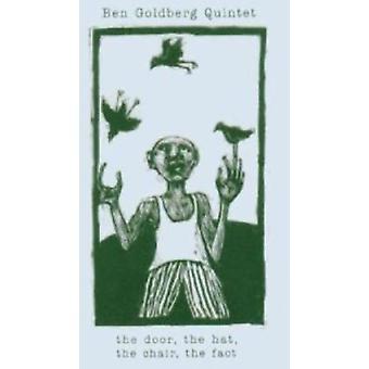 Ben Goldberg Quintet - Door the Hat the Chair the Fact [CD] USA import