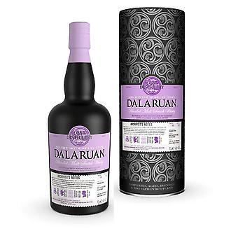 La selezione dell'archivista Dalaruan dalla società di distilleria perduta. 700ml, 46% vol, non filtrato a freddo.