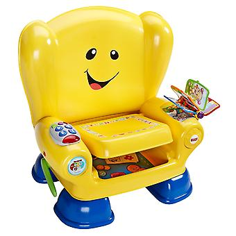 Fisher-price laugh  learn smart stages chair yellow