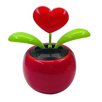 Mini Solar Power Toy, Swing Dancing Flower Pot