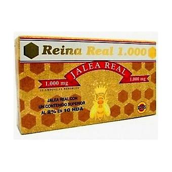 Royal Queen Jelly 1000 20 ampoules of 1000mg