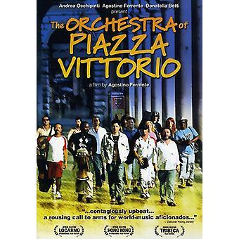 Orchestra Di Piazza Vittorio [DVD] USA import