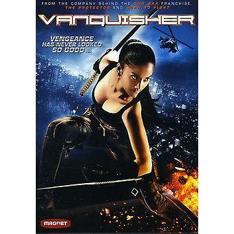 Vanquisher [DVD] USA import