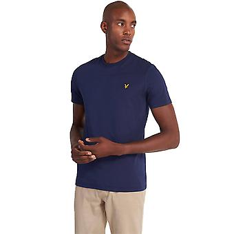 Lyle & Scott Crew Neck T-Shirt - Navy