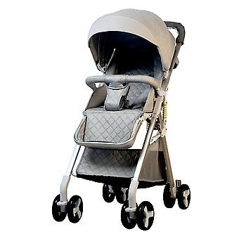 Baby Stroller Can Sit And Super Light Simple Folding Child Baby Pocket Umbrella